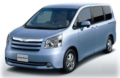 Toyota Estima Acr Gsr50 Noa Voxy Vangard Rav4
